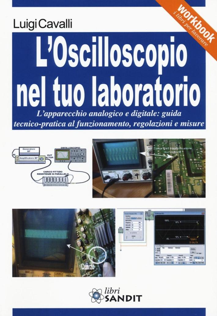 L'oscilloscopio nel tuo laboratorio.