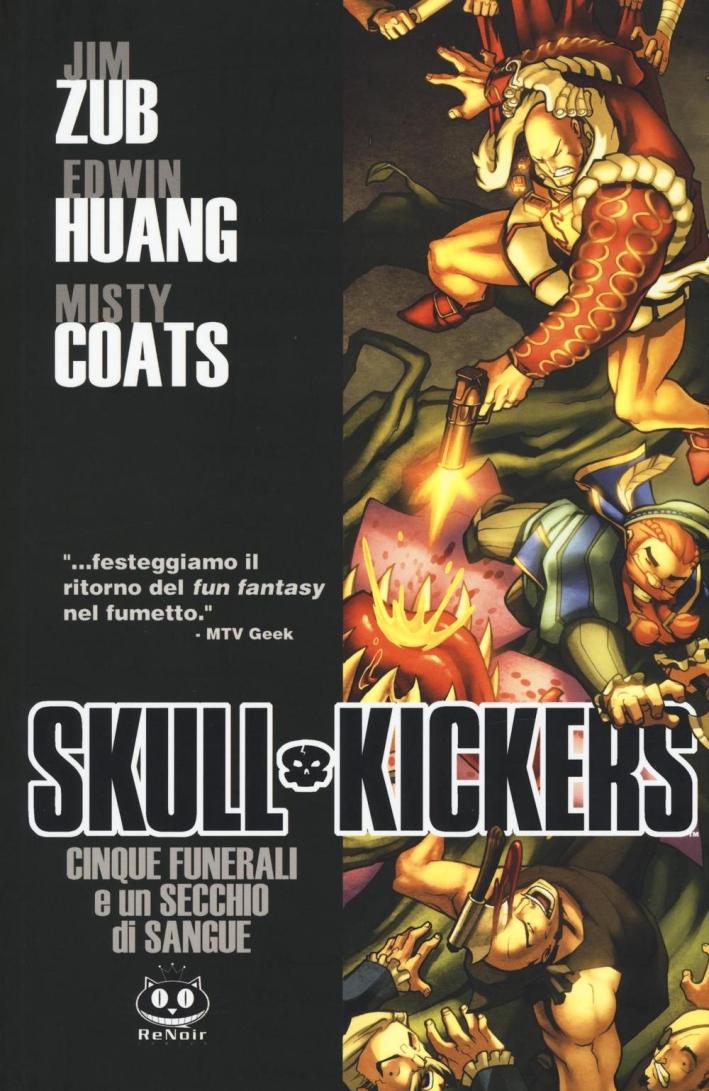 Skullkickers. Vol. 2.