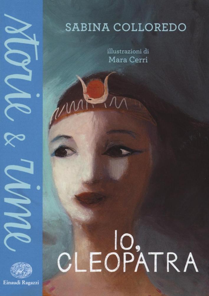 Cleopatra regina a diciott'anni.
