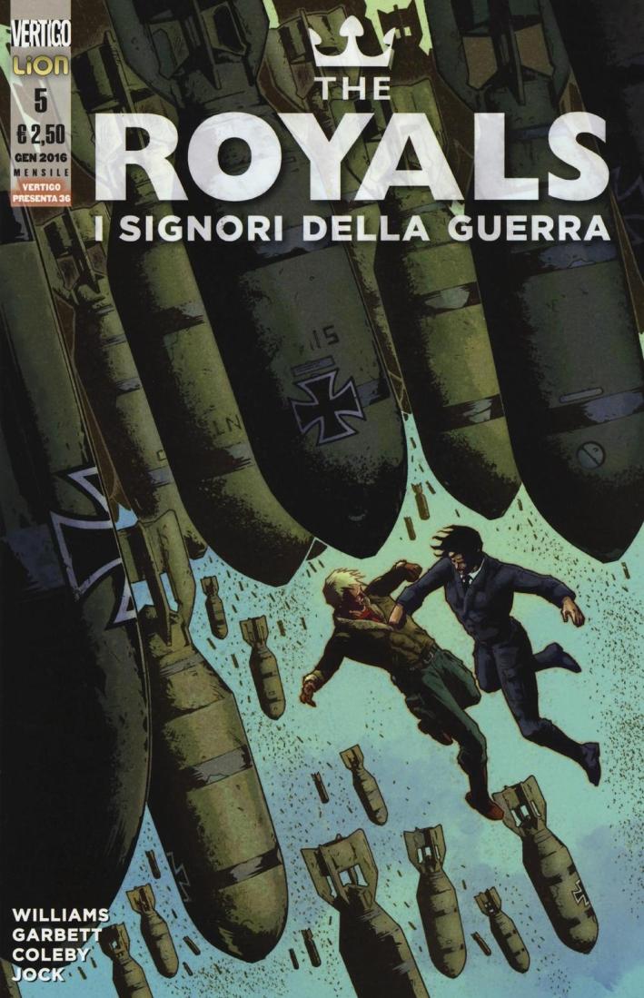 The Royals. I signori della guerra. Vol. 5