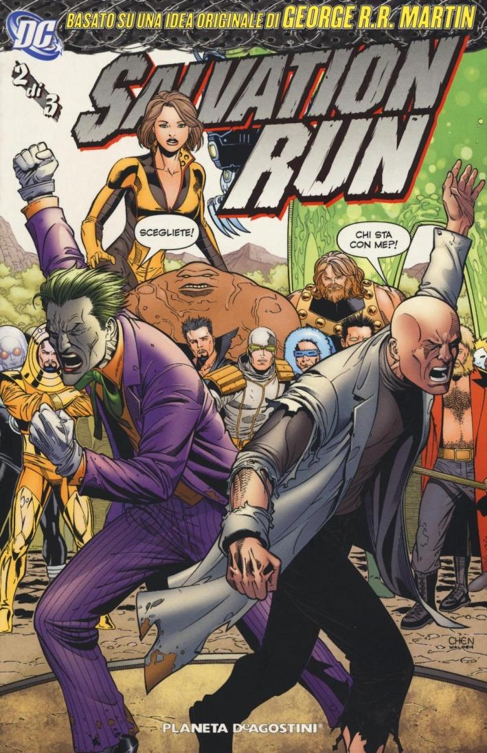 Salvation Run. Vol. 2
