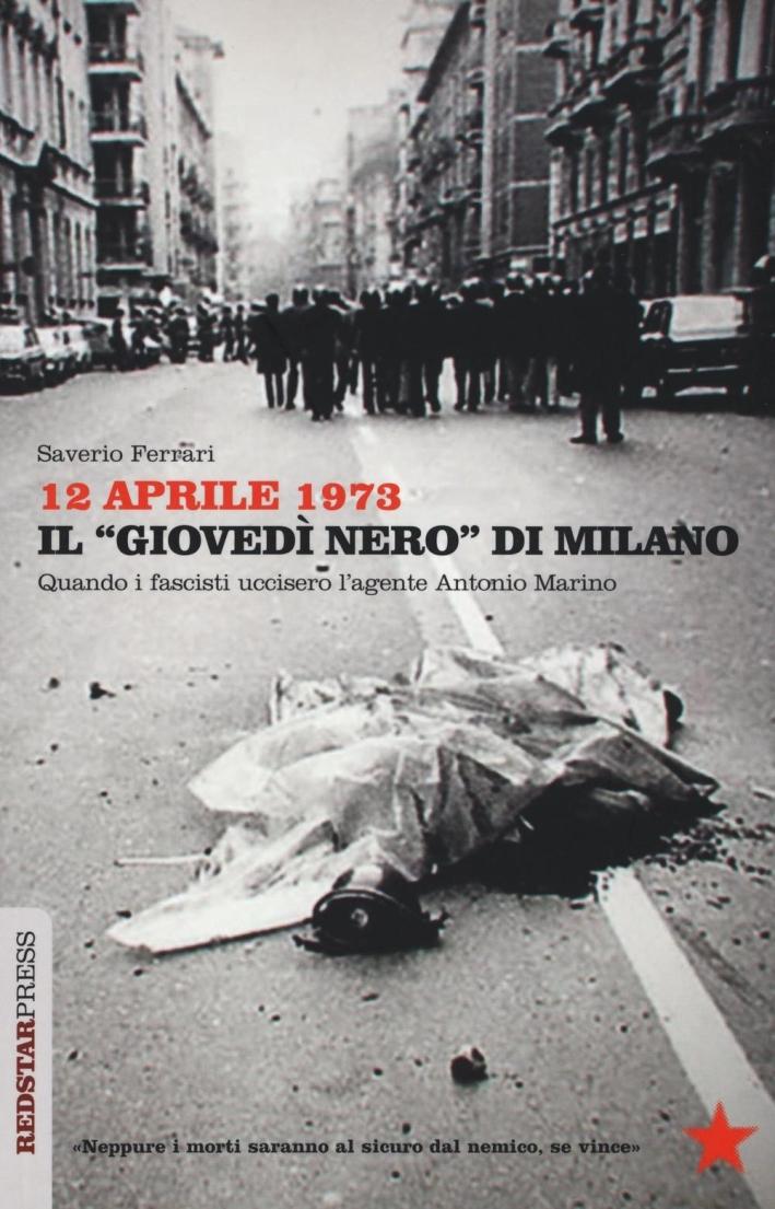 12 aprile 1973. Il