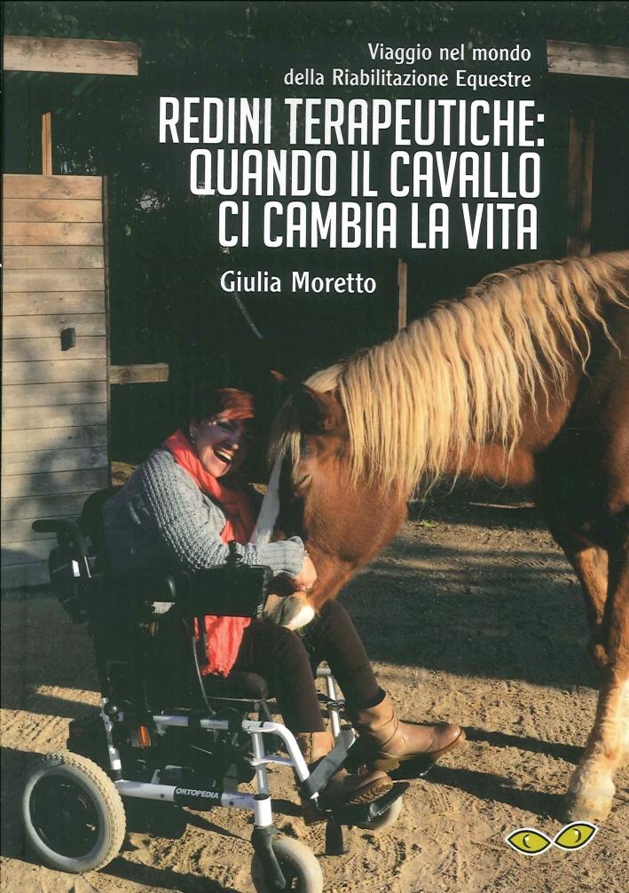 Redini Terapeutiche: Quando il Cavallo ci Cambia la Vita. Viaggio nel Mondo della Riabilitazione Equestre