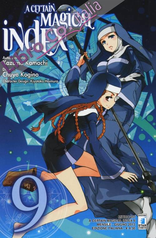 Certain magical index (A). Vol. 9.