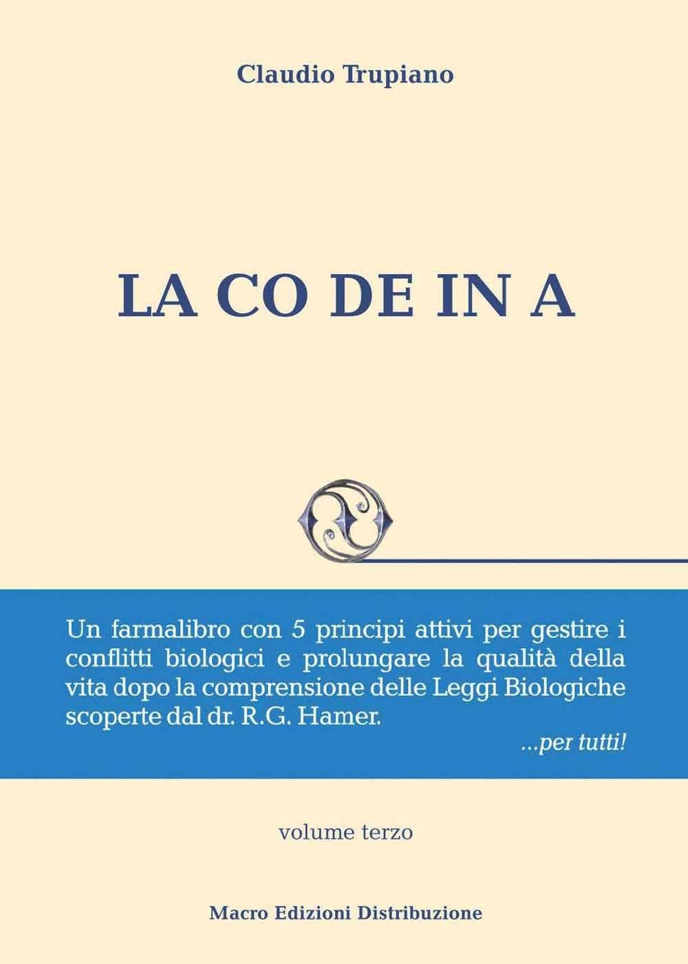 La codeina. Vol. 3