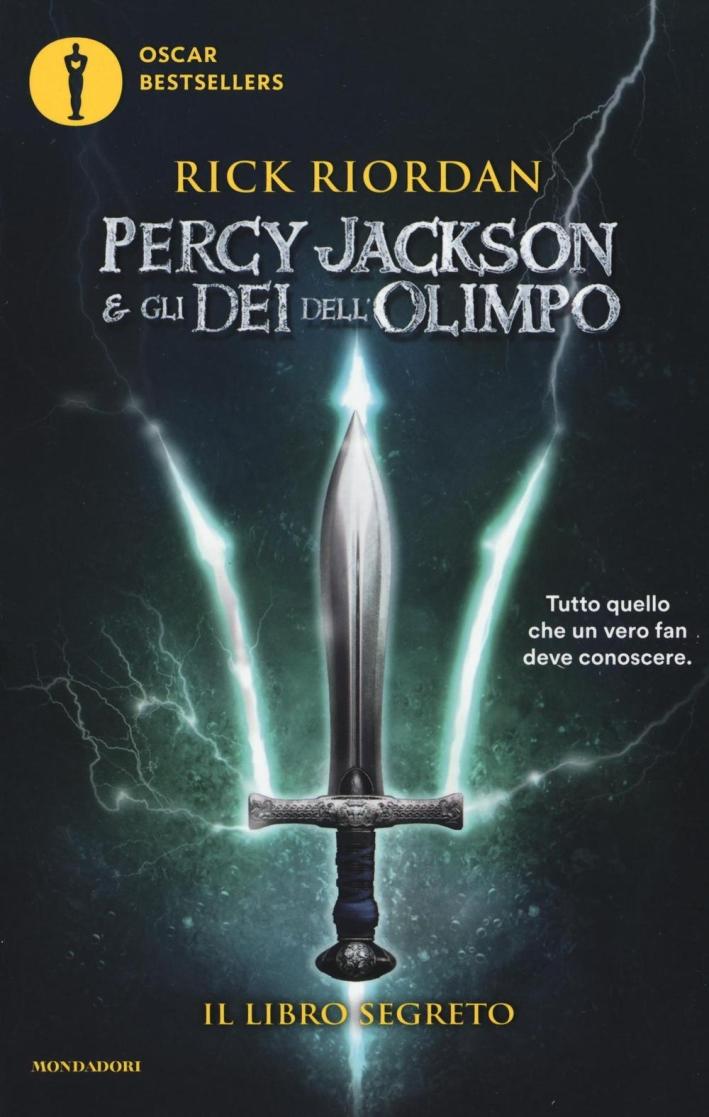 Il libro segreto. Percy Jackson e gli dei dell'Olimpo.
