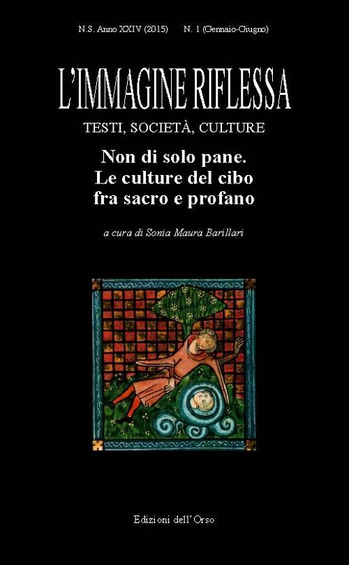 L'immagine riflessa. Testi, società, culture. Anno 24°
