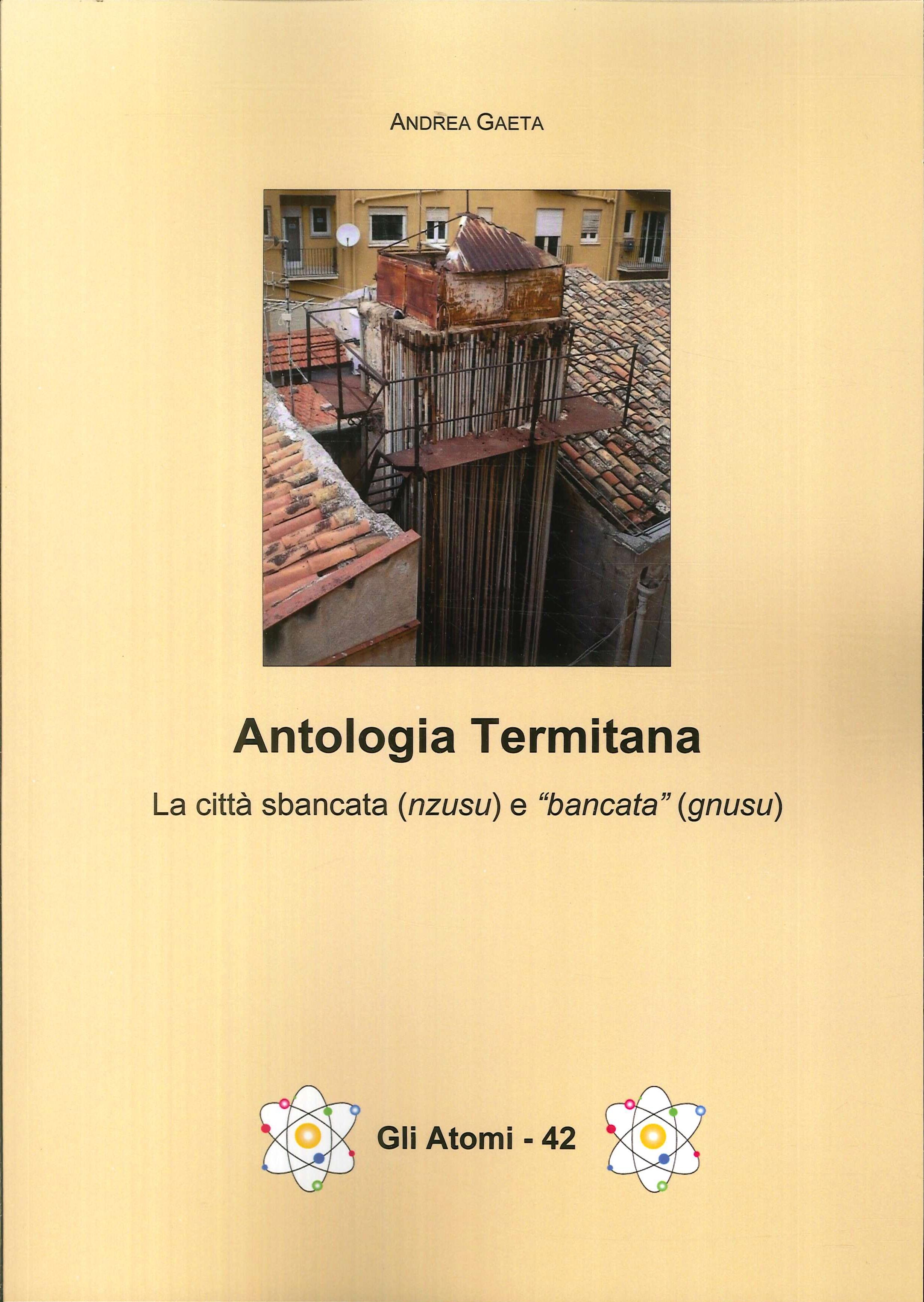 Antologia termitana. La città sbancata (nzusu) e