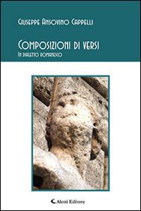 Composizioni di versi in dialetto romanesco.