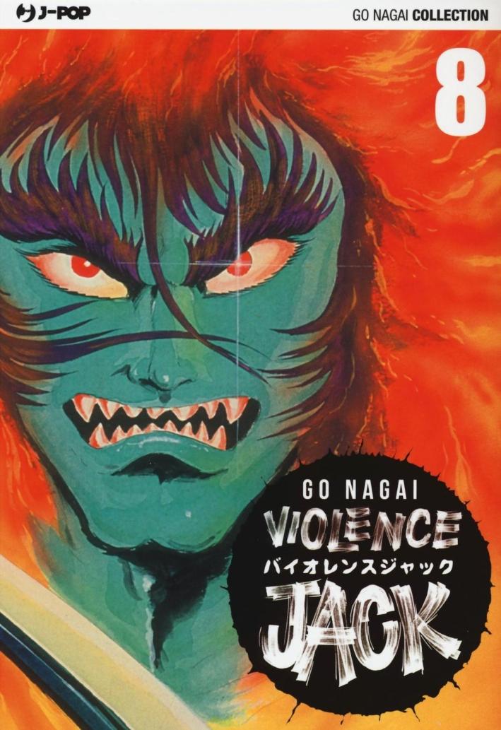 Violence Jack. Vol. 8.