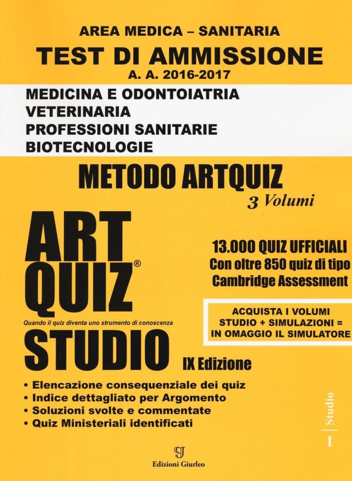 Artquiz Studio. Con Aggiornamento Online.