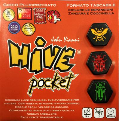 Hive. Edizione Pocket.