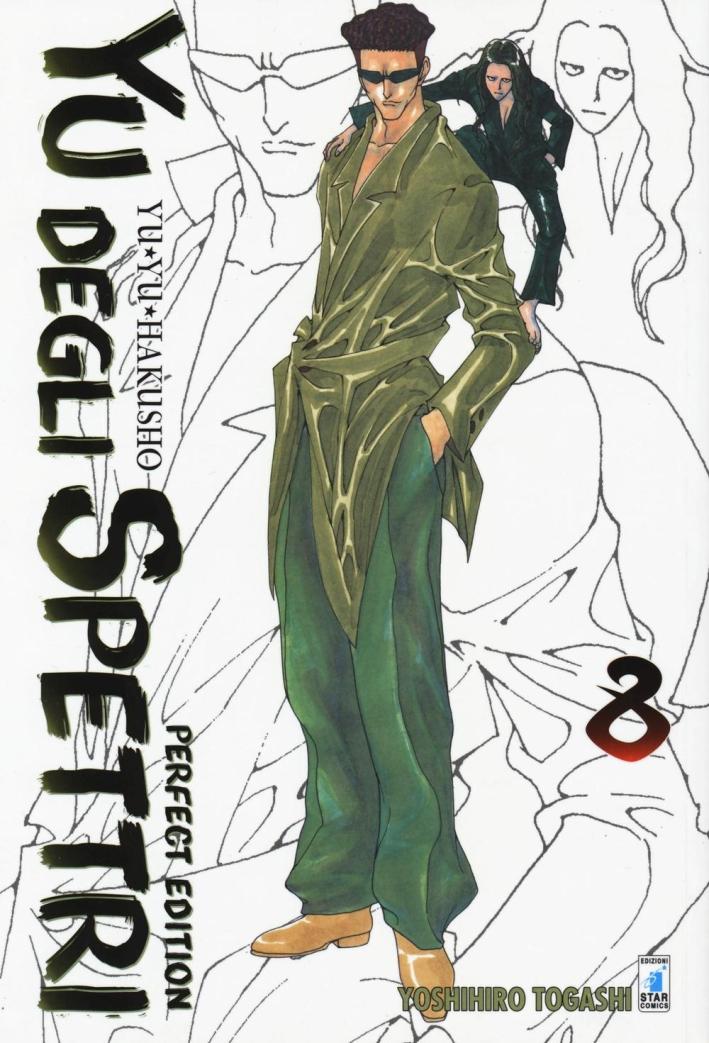 Yu degli spettri. Perfect edition. Vol. 8.