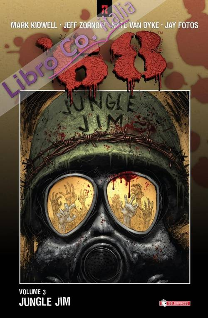 Jungle Jim. 68. Vol. 3