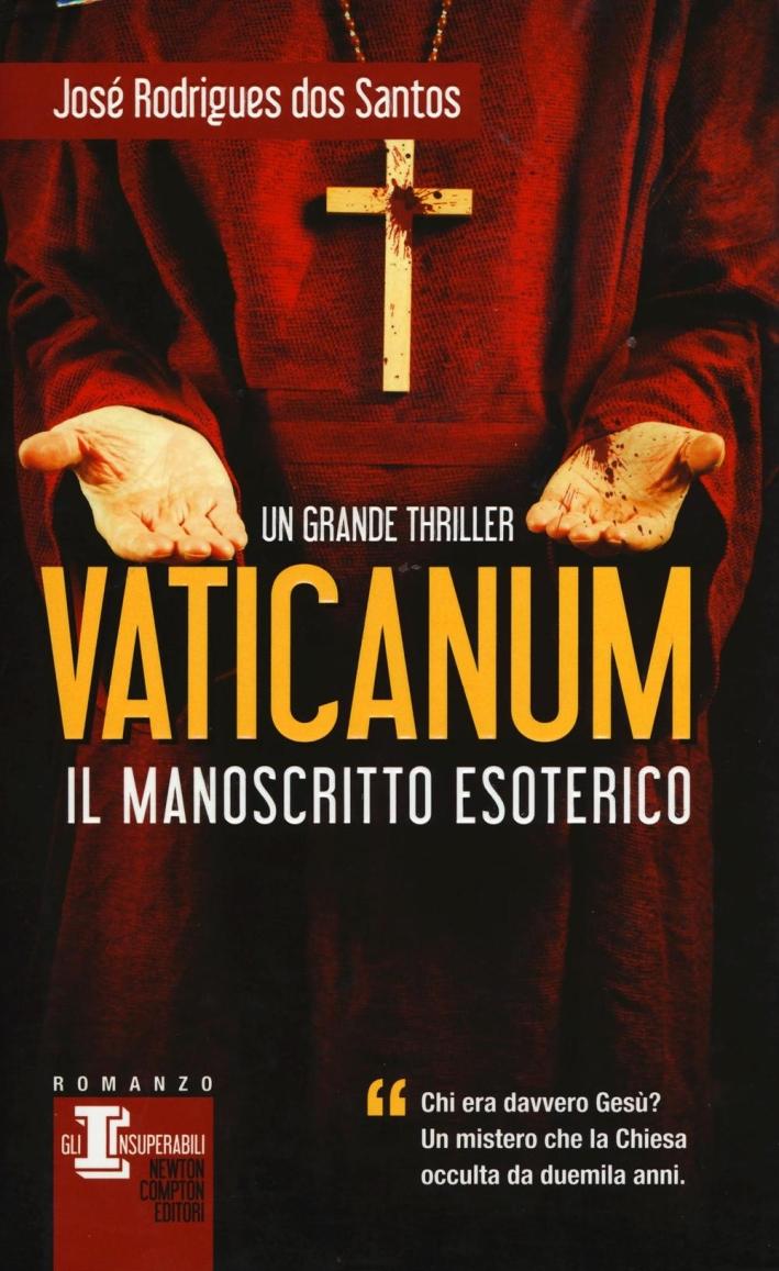 Vaticanum. Il manoscritto esoterico.