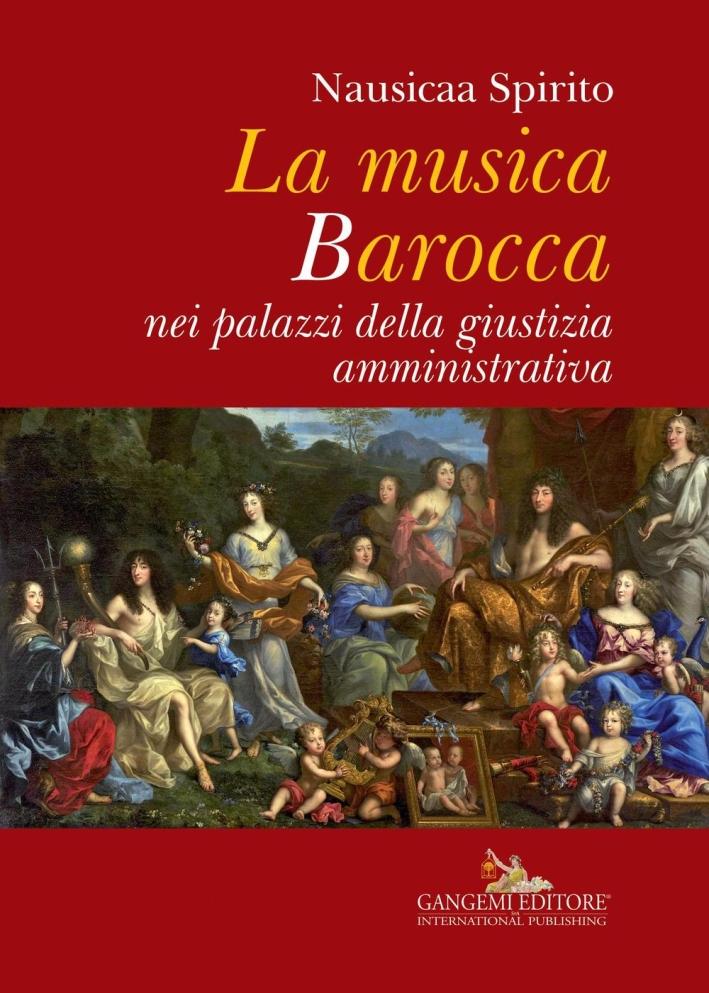 La Musica Barocca nei Palazzi della Giustizia Amministrativa.