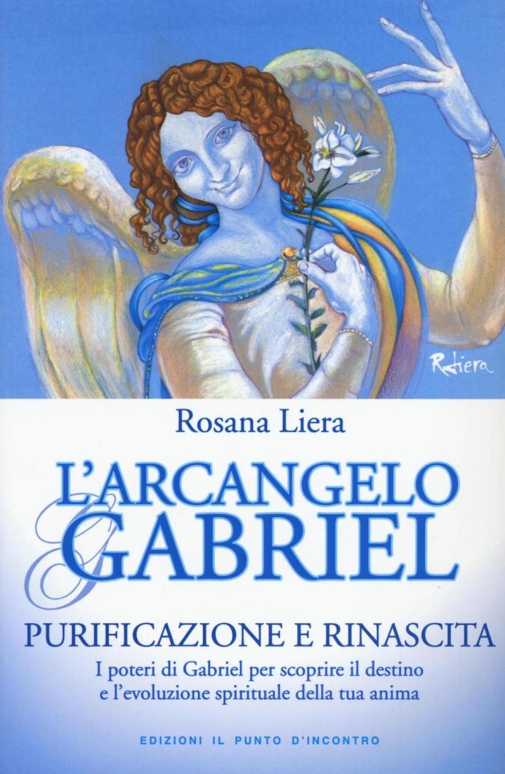 L'arcangelo Gabriel.