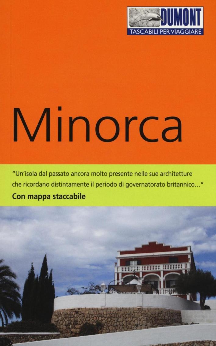 Minorca. Con mappa.