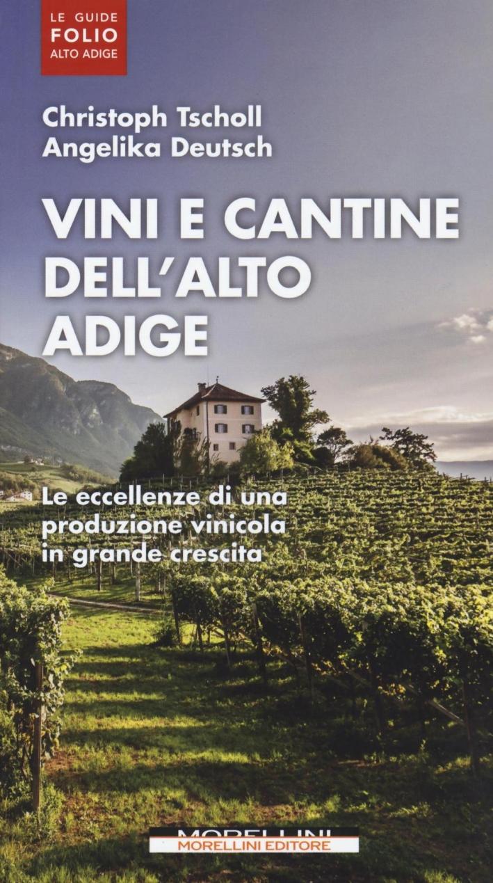 Vini e cantine dell'Alto Adige.