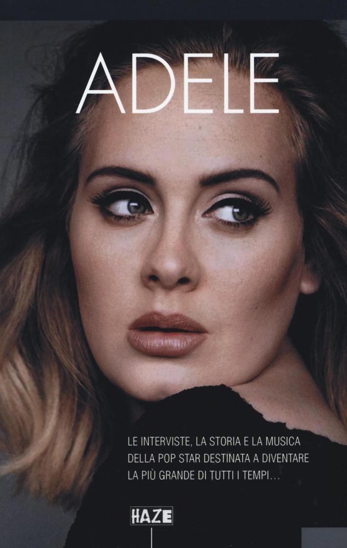 Adele. Hello... it's me!