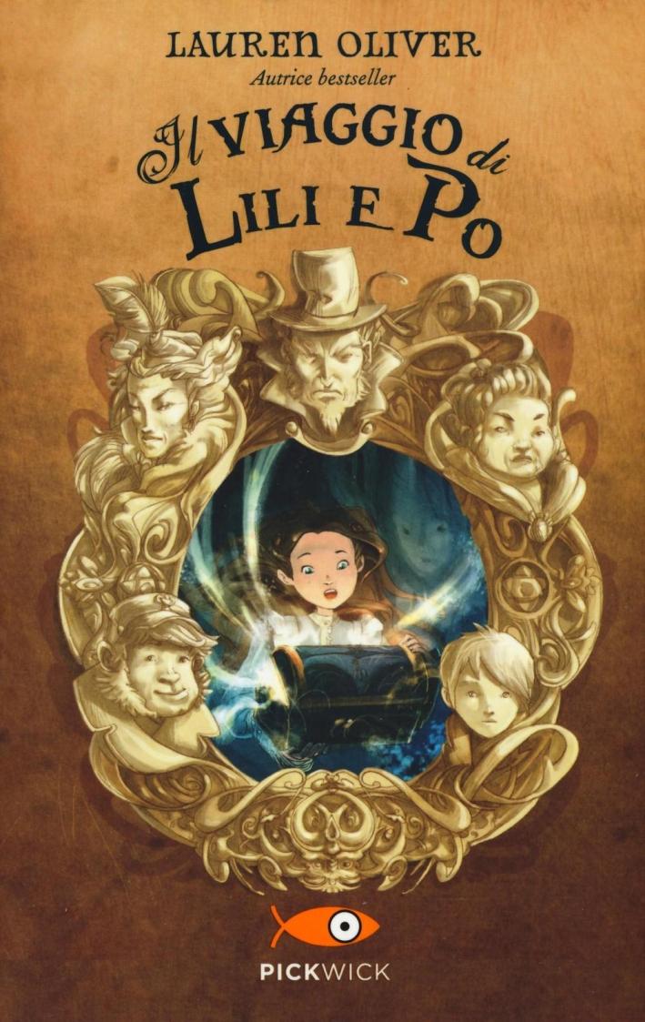 Il viaggio di Lili e Po.