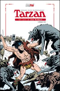 Tarzan. Gli anni di Joe Kubert. Vol. 3.