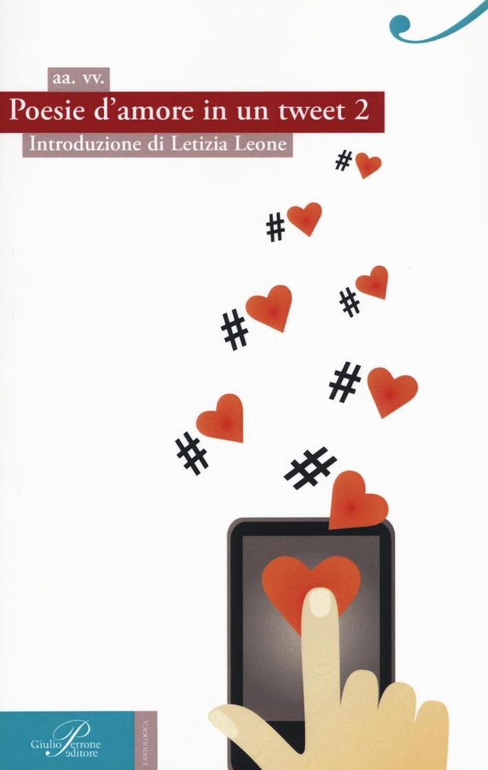 Poesie d'amore in un tweet 2