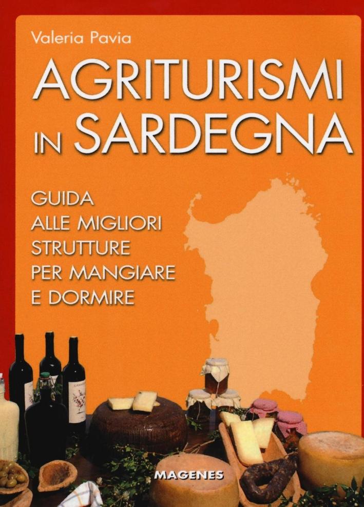 Agriturismi in Sardegna.