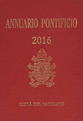 Annuario pontificio (2016).