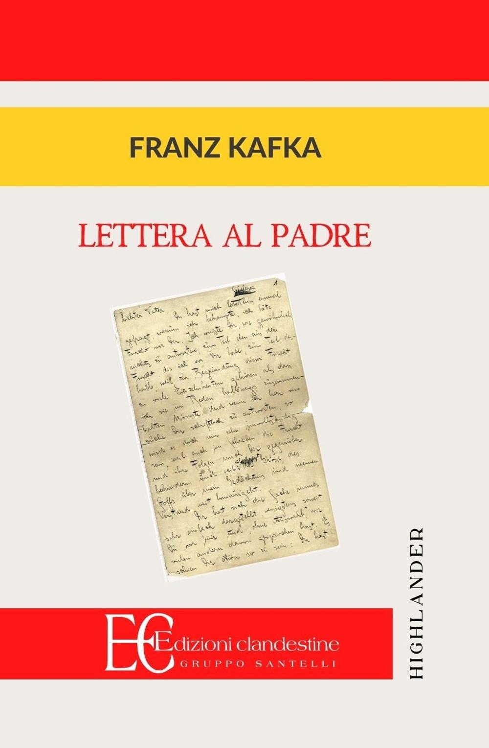 Lettera al padre.