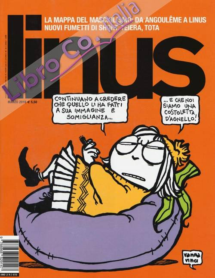 Linus (2016). Vol. 3