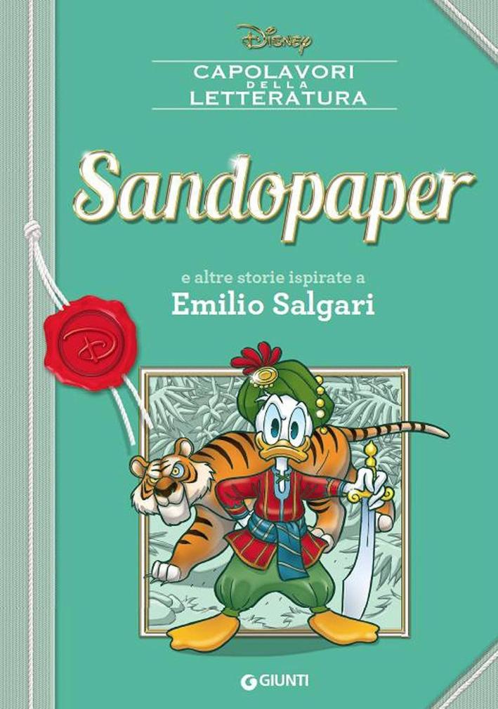 Sandopaper.