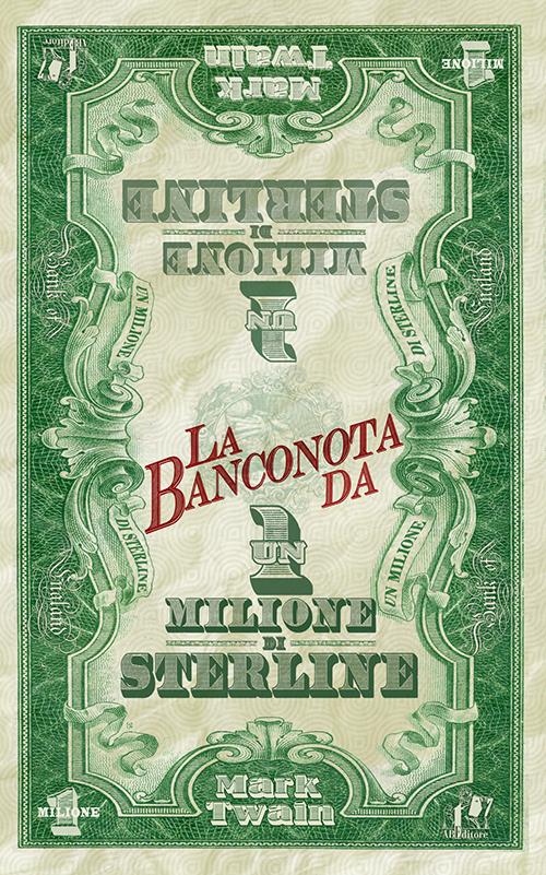 La banconota da un milione di sterline.