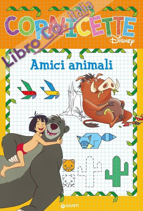 Gli amici animali. Ediz. illustrata