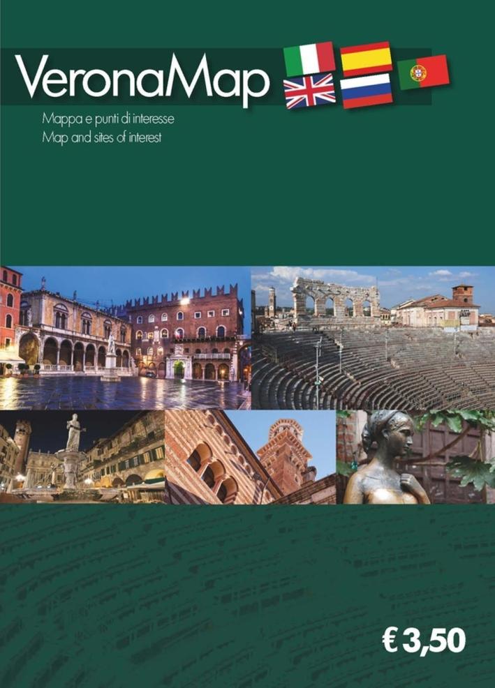 Veronamap. Ediz. multilingue
