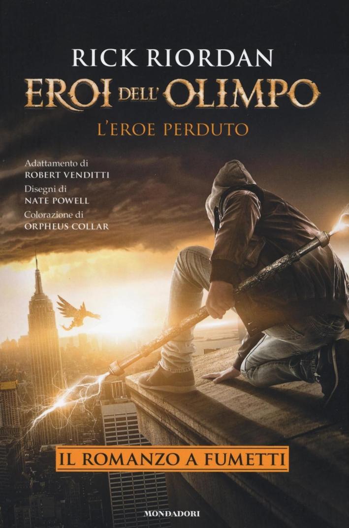 L'Eroe Perduto. Eroi dell'Olimpo