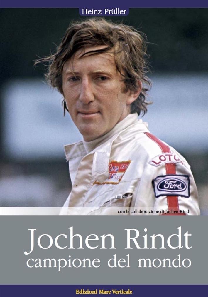 Jochen Rindt, campione del mondo