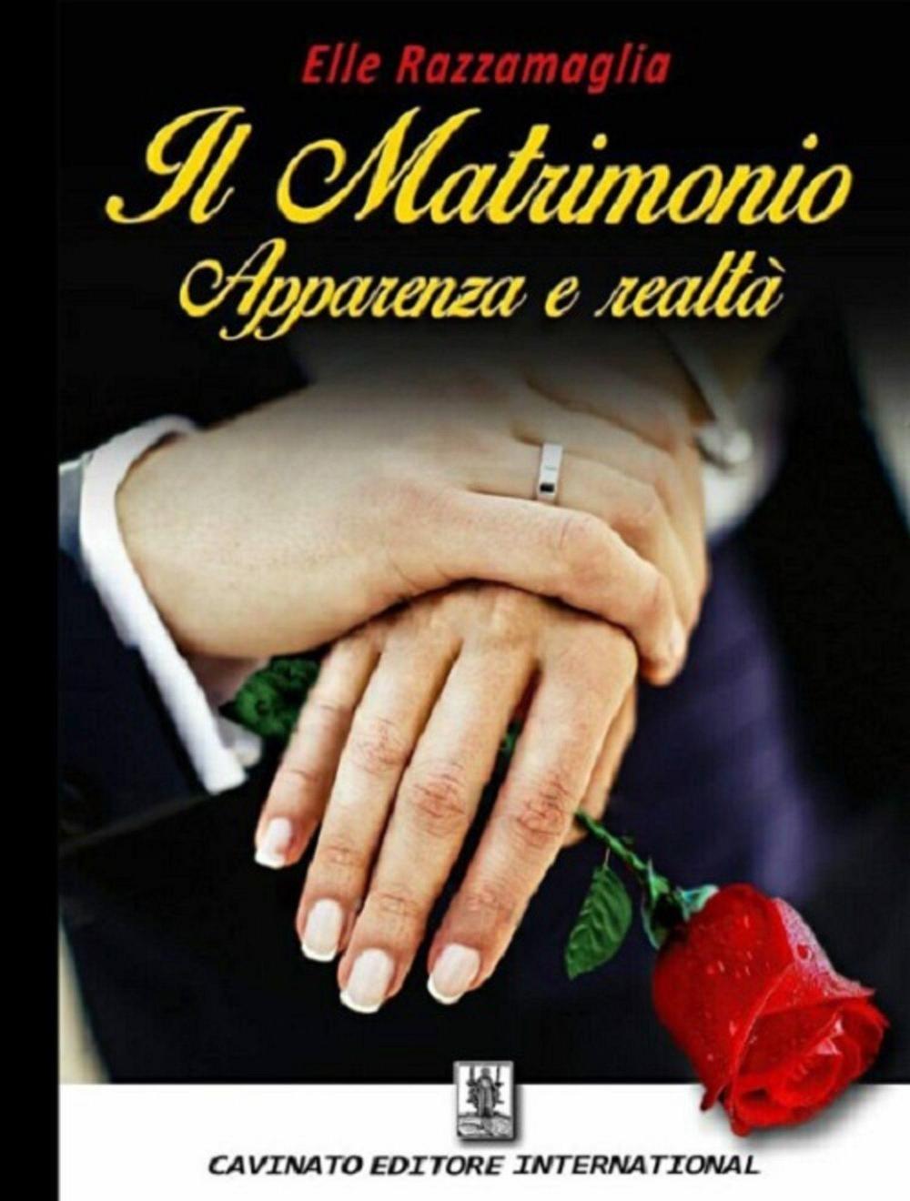 Il matrimonio.