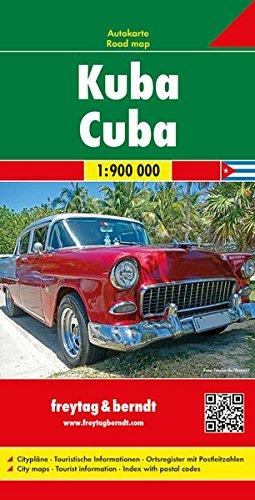 Kuba-Cuba 1:900.000