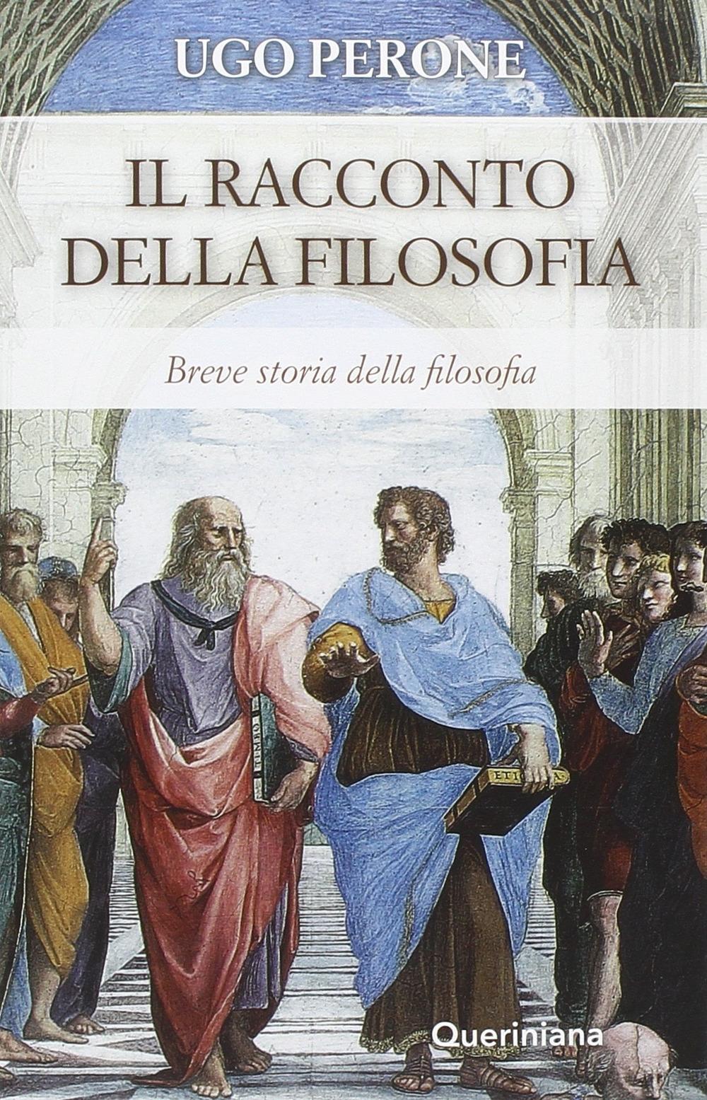 Il Racconto della Filosofia. Breve Storia della Filosofia.