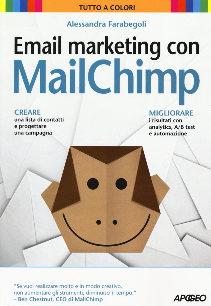 Email marketing con MailChimp.