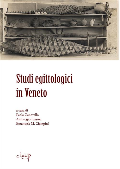 Studi egittologici in veneto.