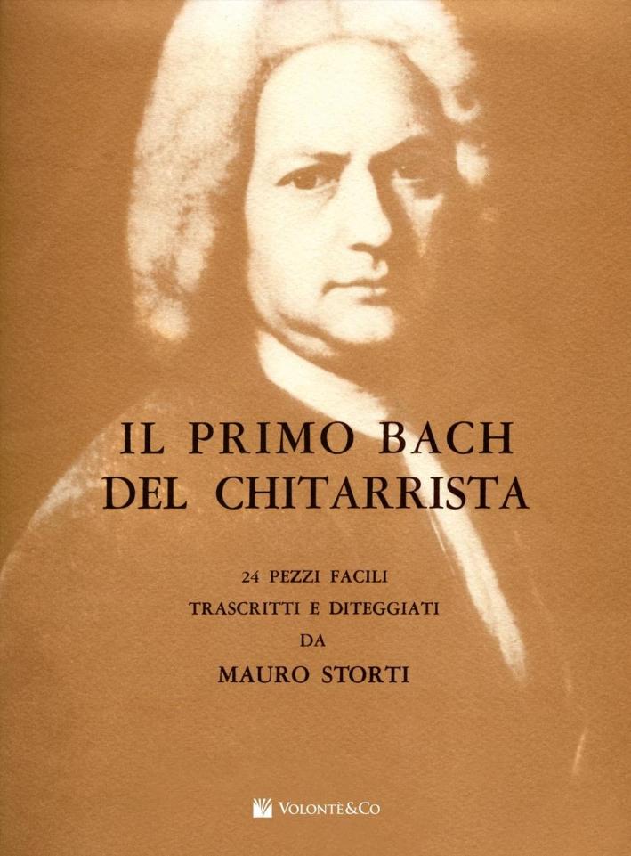 Il primo Bach del chitarrista.