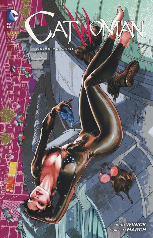 Il gioco. Catwoman. Vol. 1.