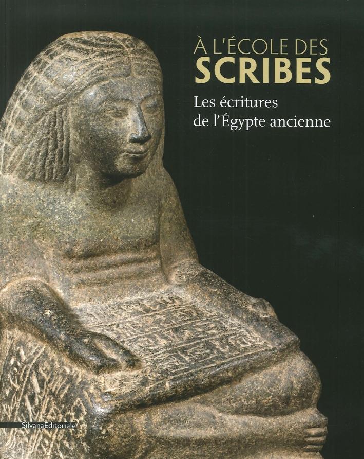 A l'École des Scribes. Les Écritures De l'Egypte Ancienne