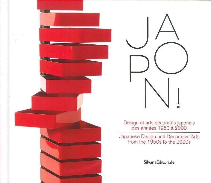 Japon! Design Et Arts Décoratifs des Années 1950 À 2000.