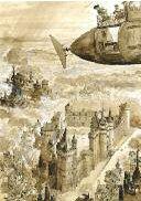 De jadis à demain, voyage dans l'oeuvre d'Albert Robida (1848-1926).