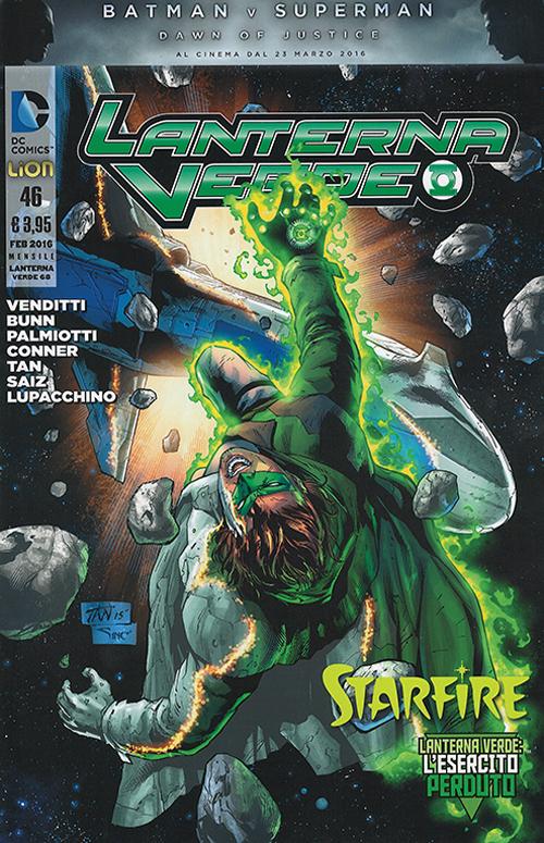 Lanterna verde. Nuova serie 46. Vol. 68