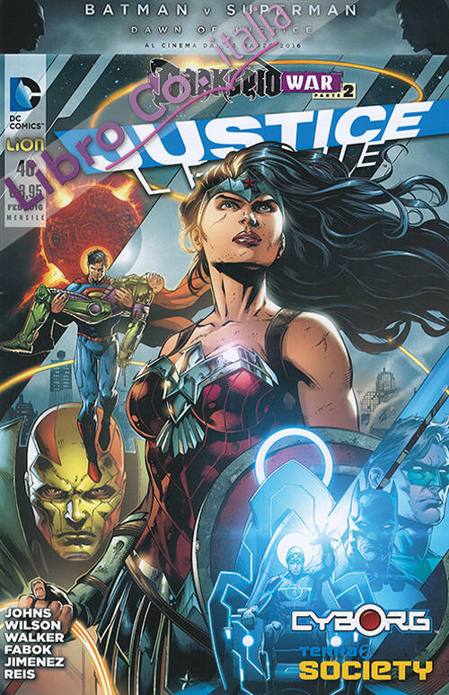 Justice league. Vol. 46