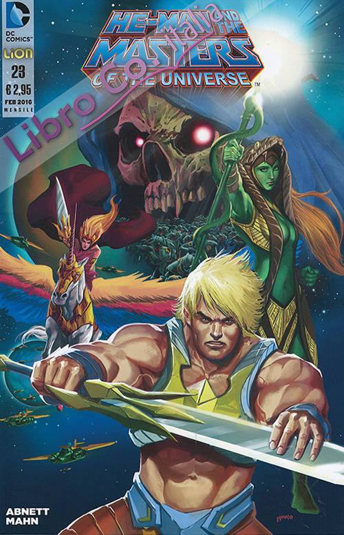 He-Man and the masters of the universe. Vol. 23.